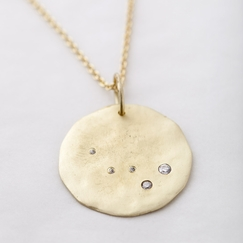 Roost Large Constellation Pendant Necklace