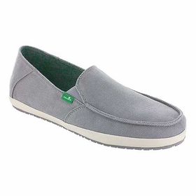 Sanuk Casa Casual Loafer in Grey