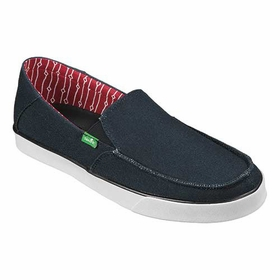 Sanuk Sideline Shoe in Navy