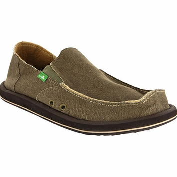 Sanuk Vagabond Shoe in Brown