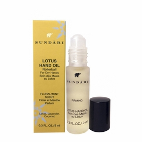 Sundari Roll-On Ayurvedic Hand Oil in Lotus