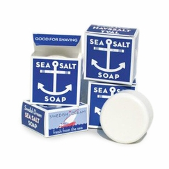 Swedish Dream Mariner Soaps in Sea Salt
