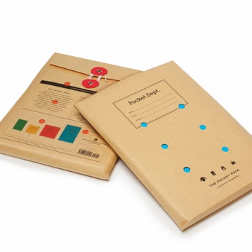The Pocket Pack of Assorted Notebooks