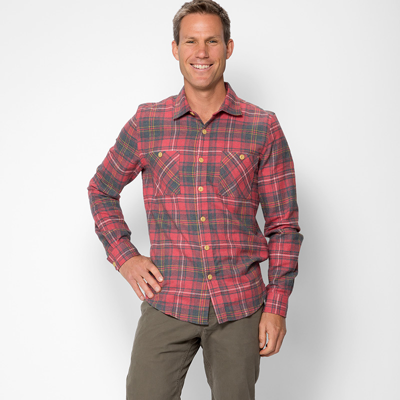 Signature Chamois Cloth Shirt, Slim Fit. Our flannel shirts are made from high-quality Portuguese flannel, expertly brushed for softness. You'll love the softness and durability of our Chamois Cloth Shirts at a value you'll appreciate. Shop our fleece-lined shirts and flannel-lined shirts for the ultimate in comfort and warmth in cold.