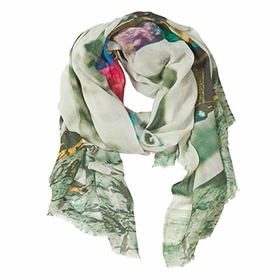 Tilo Scarf in Pigeon