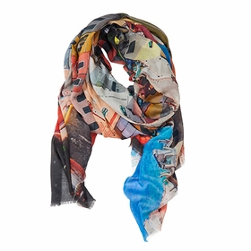 Tilo Scarf in Resort Town