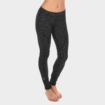Tonic Pursuit Legging in Black Flowers