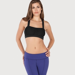 Tonic Urban Flow Bra in Black Urban