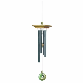 Woodstock Wind Chimes Jade Chime in Jade