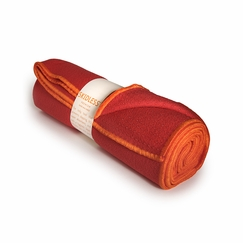 Yogitoes Skidless Towel in Red (Root)