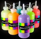 10 oz Large Bottle of Next Generation SUPER Glow in the Dark (And Blacklight) Paint
