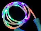 "100"" Light Up LED Jump Rope and Club Toy"