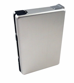2 in 1 Cigarette Case with Removable Lighter (For Regular Size)