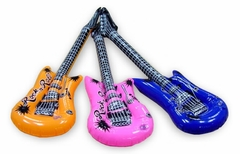 24'' Inflatable Rock -N- Roll Guitar