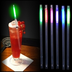 9'' Supreme Glowing Motion Party Straws (25 Pack)