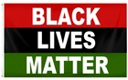 Black Lives Matter Flag 3x5 Feet Full African American Flag Colors - Black Lives Matter …