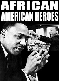 African American Heroes T-Shirts and Hoodies