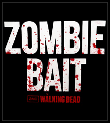 AMC The Walking Dead - ZOMBIE BAIT Men's T-Shirt