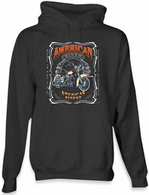 "American Biker ""Forged in Tradition"" Hoodie"