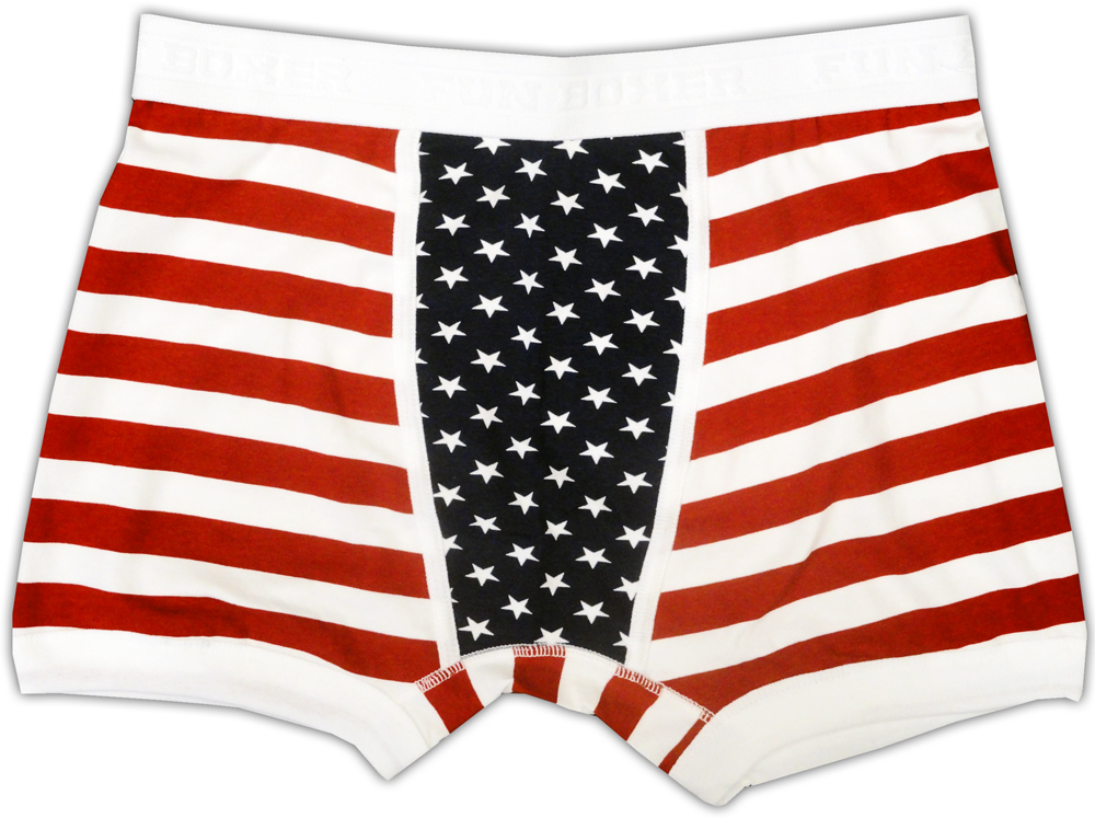 Express your self with our extensive collection of American Flag Boxer Shorts. Our boxer shorts are made of % lightweight cotton for breathable comfort.