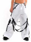 Amok Hurricane Pants (White)