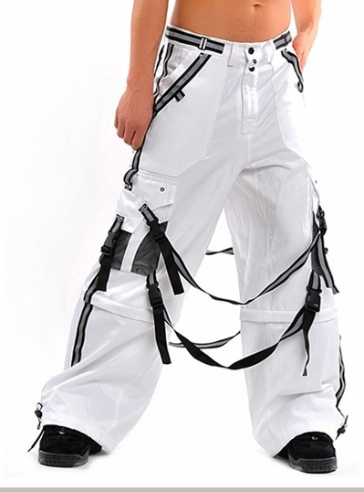Amok Hurricane Pants (White)<!-- Click to Enlarge-->