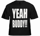 As Seen On Jersey  - YEAH BUDDY!! Men's T-Shirt