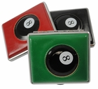 Assorted 8 Ball Cigarette Case (King Size)