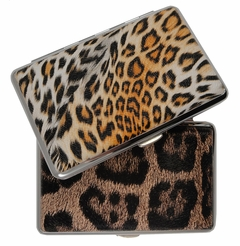 Assorted Animal Print Cigarette Case (Regulars and 100's)