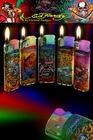 Authentic Ed Hardy Light Show Lighter Collection (Assorted)