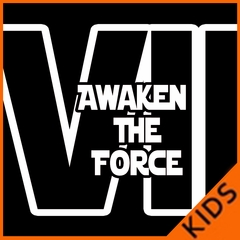 Awaken The Force VII Kids T-shirt