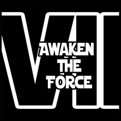 Awaken The Force VII Mens T-shirt