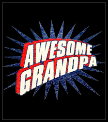 Awesome Grandpa Vintage Men's T-Shirt