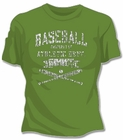 Baseball Athletic Dept. Girls T-Shirt