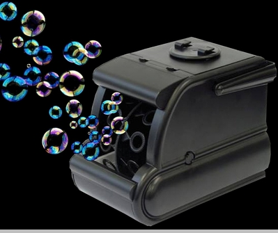 Battery Operated Billion Bubbles Party Bubble Machine<!-- Click to Enlarge-->