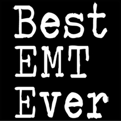 Best EMT Ever Mens T-shirt