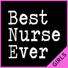 Best Nurse Ever Ladies T-shirt