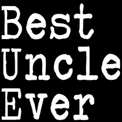 Best Uncle Ever Mens T-shirt