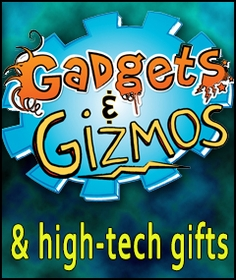 BeWild Assorted Gadgets, Gizmos and High Tech  Gifts