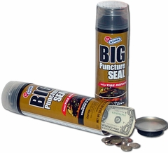 Big Puncture Seal Diversion  Can Safe