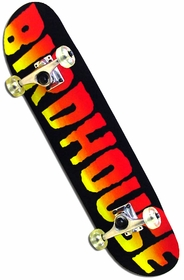BirdHouse Team Blacklight Complete Skateboard
