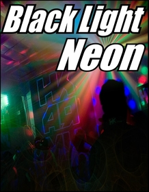 Black Light Neon Party