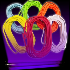 Black Light Reactive UV Glow Rope (25 Feet!)