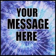 Personalized Custom T-shirts - Blue Prism Custom Tye Dye T-Shirt