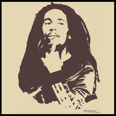 Bob Marley Come Again Mens T-Shirt