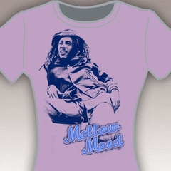Bob Marley Mellow Mood Girls T-Shirt