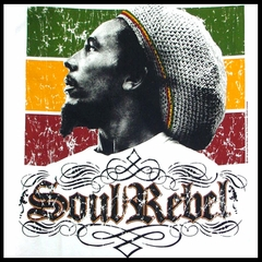 Bob Marley Soul Rebel T-Shirt