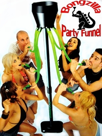 Bongzilla ::  6 Person Mega Party Funnel