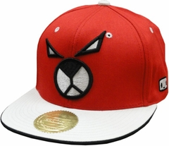 Booton Beo Snapback Hat (Red)