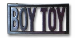BoyToy Buckle - Boy Toy Buckle With FREE Belt